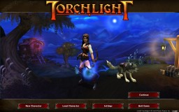 Runic Games brings us the true spiritual successor of Diablo, Torchlight.