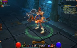 Engineer in Torchlight II